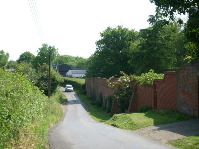 Upper House Lane