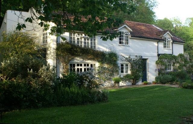 Canalside house, Murhill