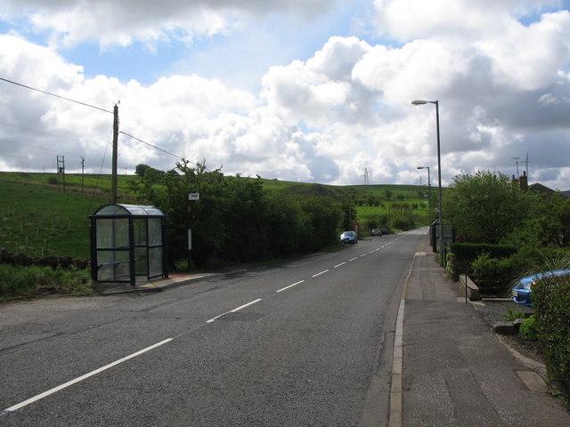 A713 at Polnessan