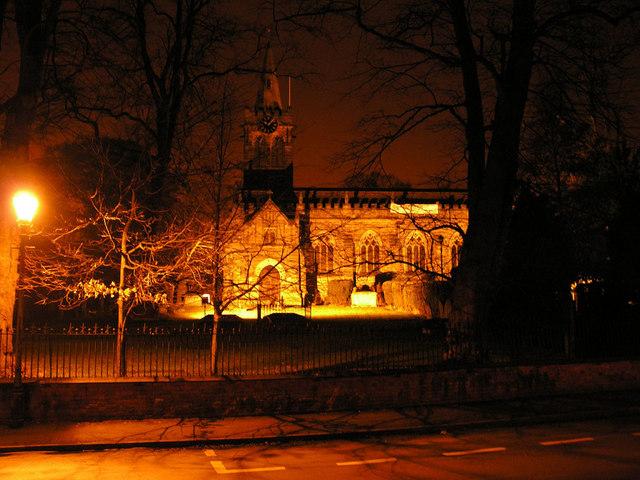 St Peters Church - Ruddington