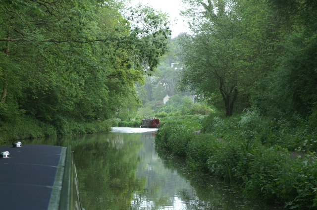 Kennet and Avon Canal, Conkwell Wood