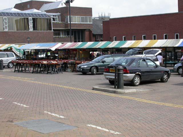 Wellingborough Market Square