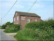 SP9520 : Northall Baptist Church by Rob Farrow