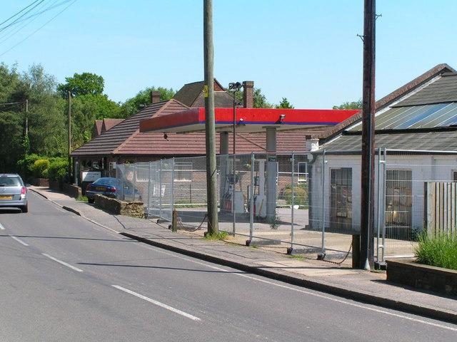 Sharpethorne Garage - closed!!