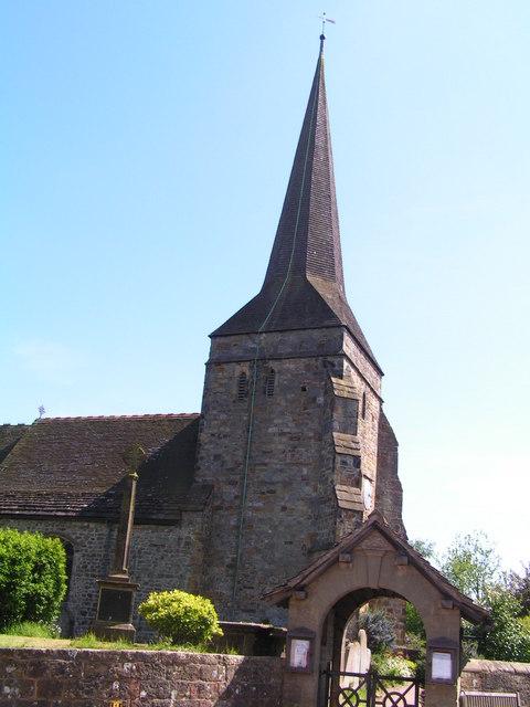 Church, West Hoathly