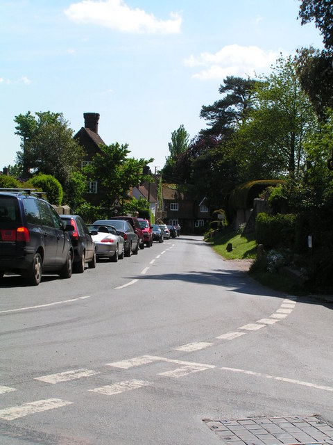Village Street, West Hoathly