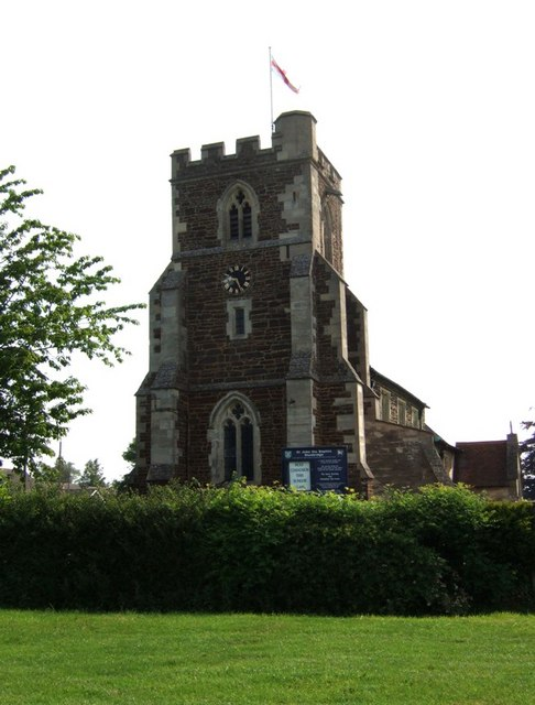 St. John the Baptist, Stanbridge