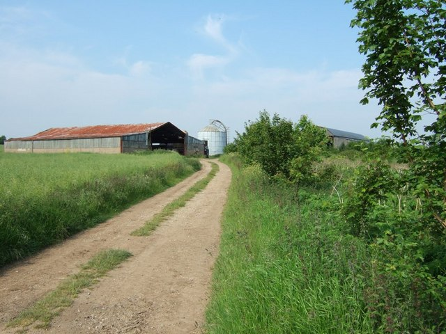 Ground Farm, Hockliffe
