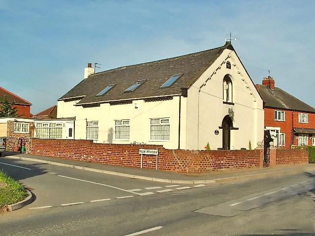 Gowdall Nr Snaith  Wesleyan Chapel