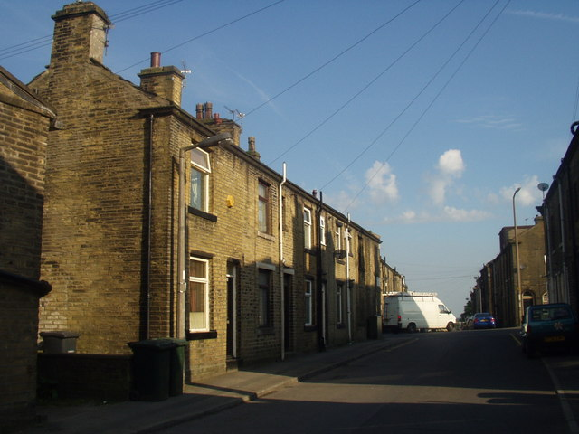 Brunswick Street, Queensbury