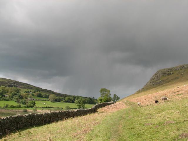 Downpour Descends.