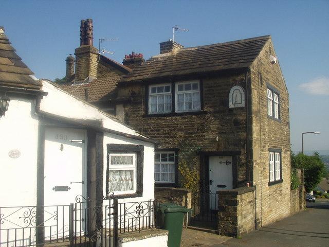 Cottages, Horton Bank Top