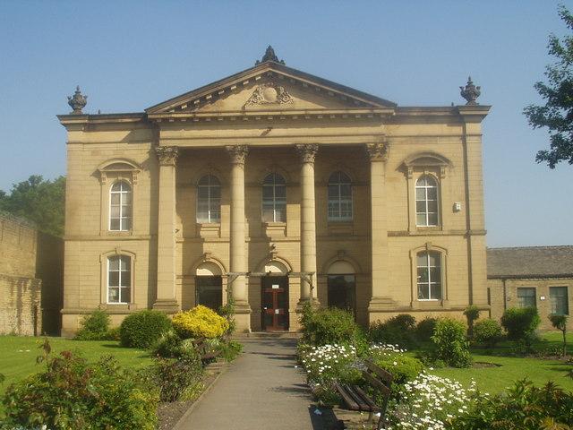 Methodist Church, Great Horton