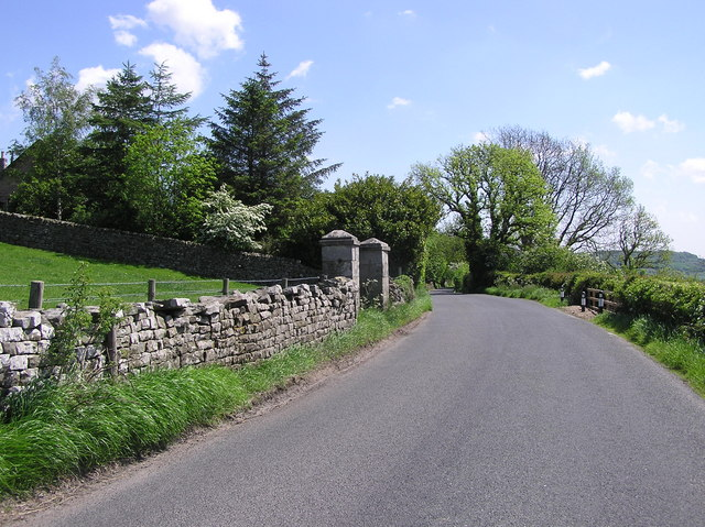 B6270 Reeth  Road