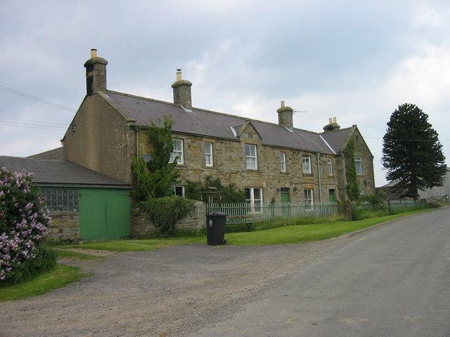 Allenshields Farmhouse
