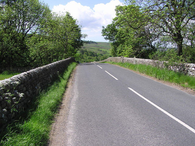Barney Beck Low Bridge :  Healaugh