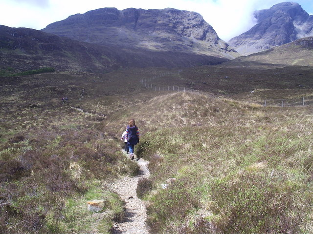 Path to Blaven