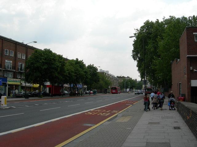 Camberwell Road, SE5