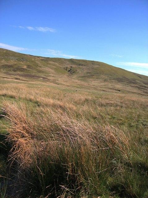 Upper Hengwm valley