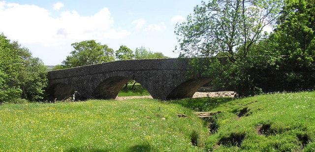 Scabba Wath Bridge