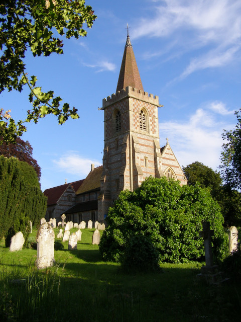 The Church of St Mary the Virgin, Twyford