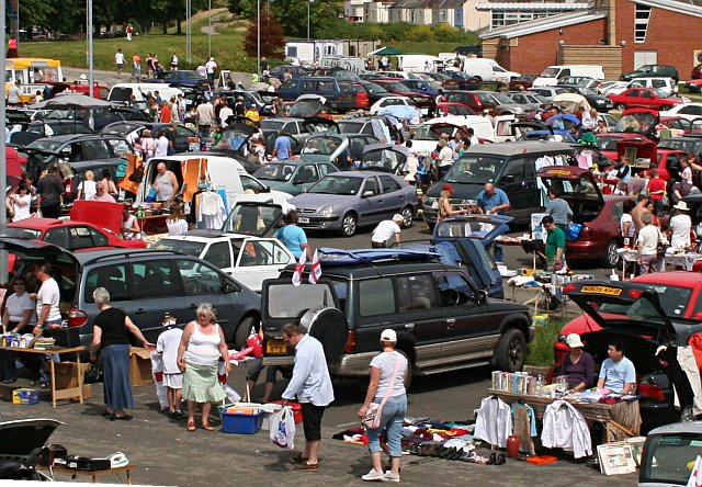 Stonehouse Creek Car Boot Sale