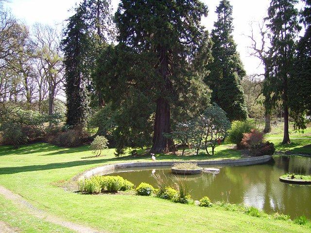 Gardens, Dalmeny