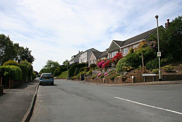 Redmoor Close, Tavistock