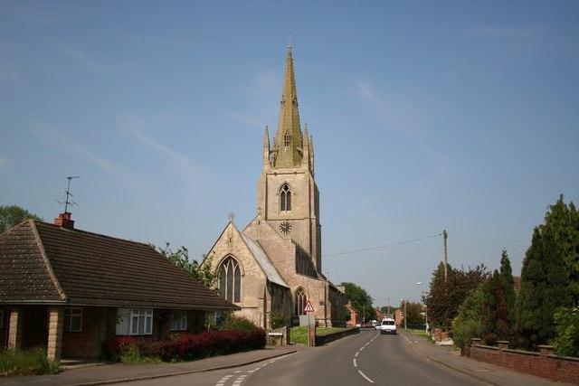 High Street, Helpringham