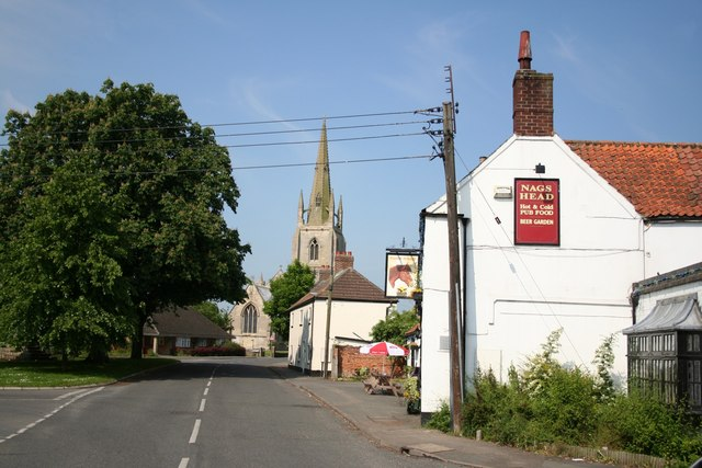 Pub & Church