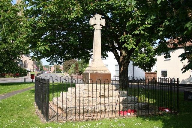 Helpringham War Memorial