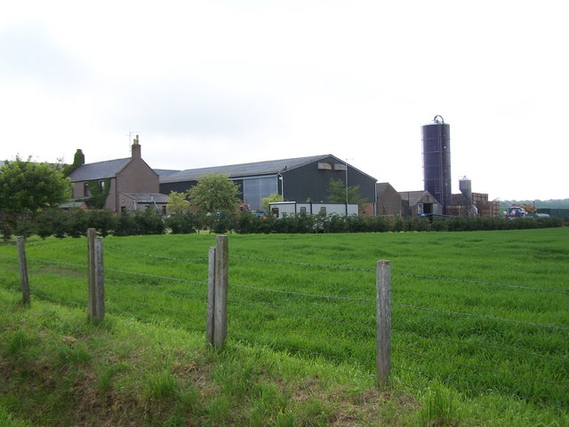 West Mains of Colliston