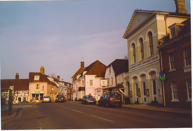 High Street, New Alresford.