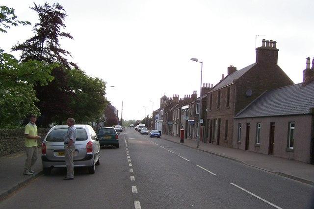 Gardyne Street