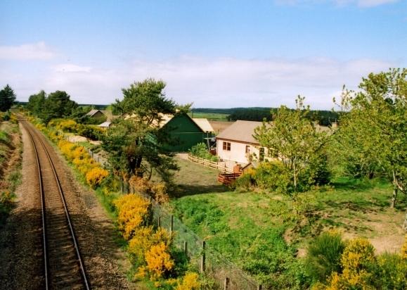 Orbliston Station
