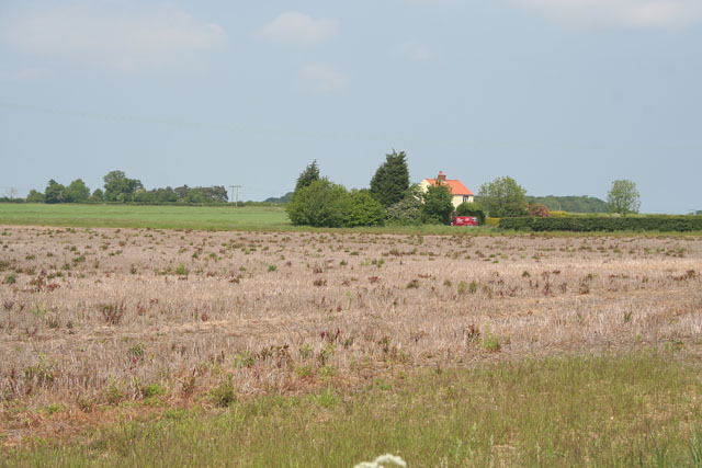 Farmland near Louth