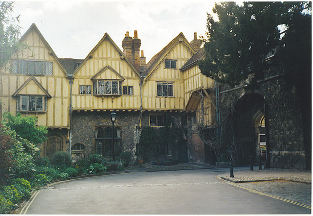 Cheyney's Court, Winchester.