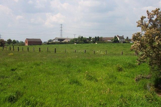 Upper Latherford Farm