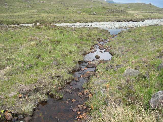 Tributary of the River Sligachan