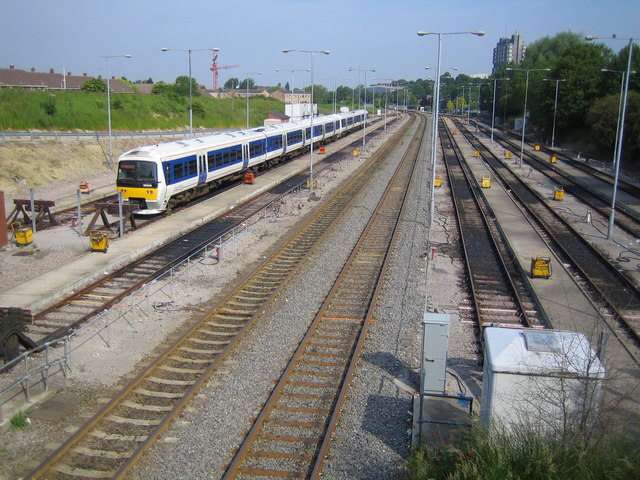Aylesbury to London Marylebone railway