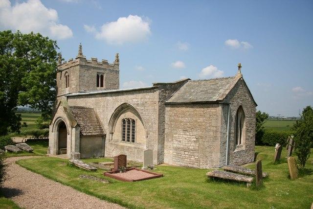 St.Mary's, Evedon, Lincs.