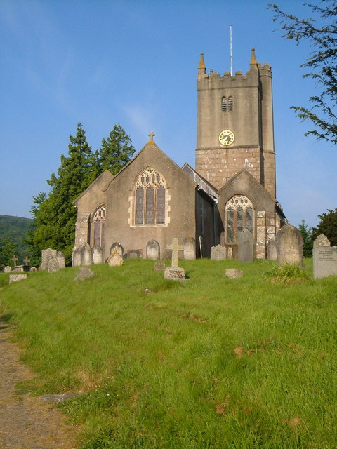 St John's church, North Bovey