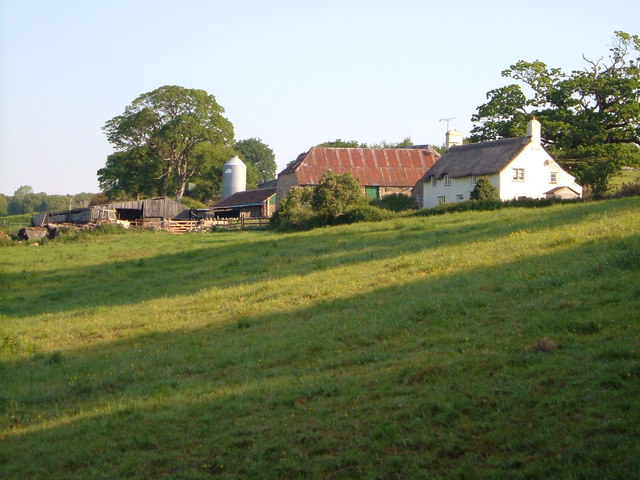 Youlden Farm, North Bovey