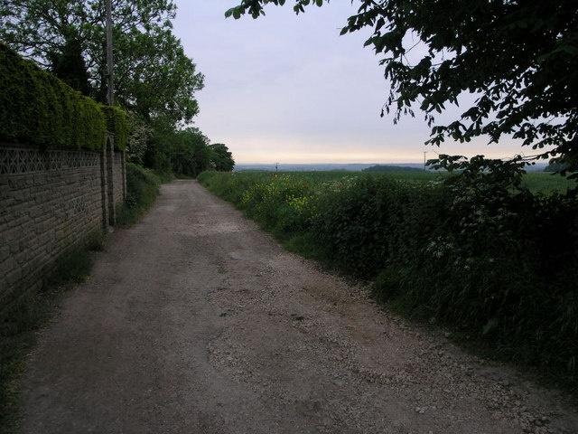 Bridleway to Woodsetts