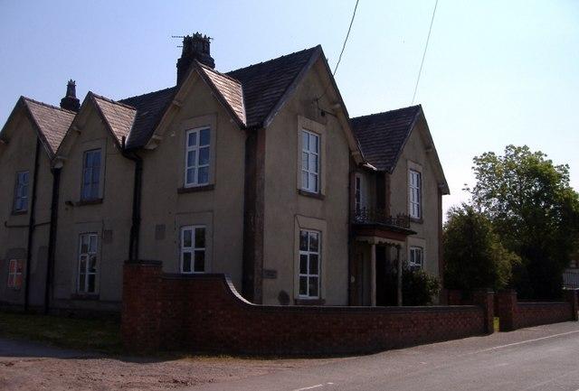 Salamanca House, Wrenbury