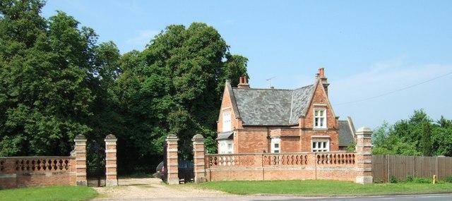 Milton Lodge near Milton Bryan