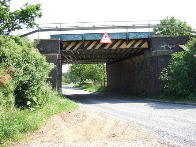 Froghall Road Bridge