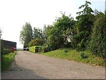 SP9420 : Near Whistle Brook Farm by Rob Farrow