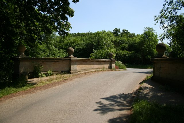 Haverholme Priory Bridge