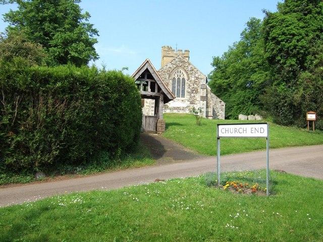 Church End, Hockliffe